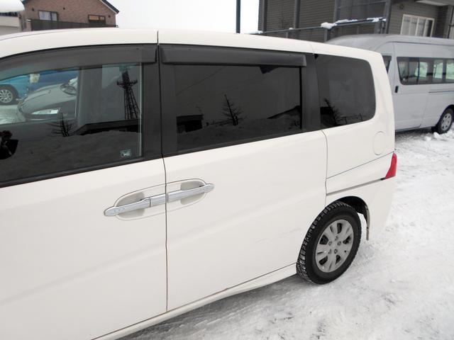 「ホンダ」「ステップワゴン」「ミニバン・ワンボックス」「北海道」の中古車4