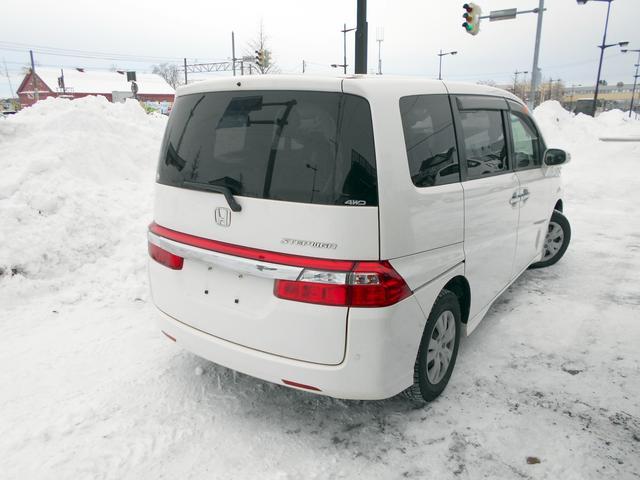 「ホンダ」「ステップワゴン」「ミニバン・ワンボックス」「北海道」の中古車7