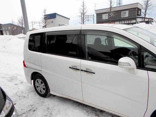 「ホンダ」「ステップワゴン」「ミニバン・ワンボックス」「北海道」の中古車9