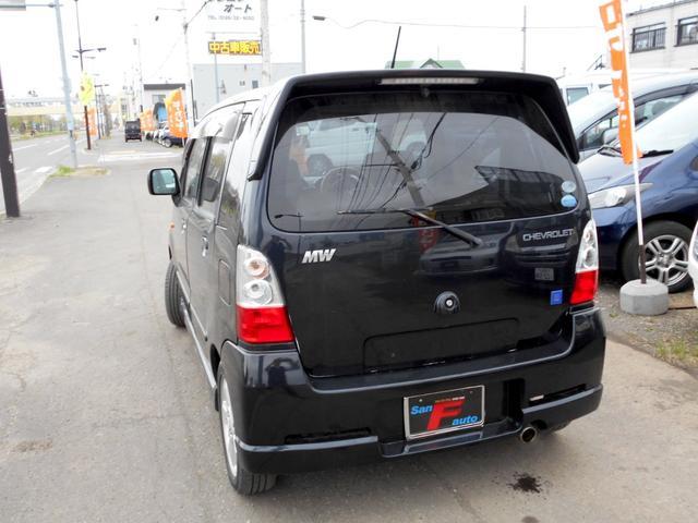 「シボレー」「シボレー MW」「ミニバン・ワンボックス」「北海道」の中古車5