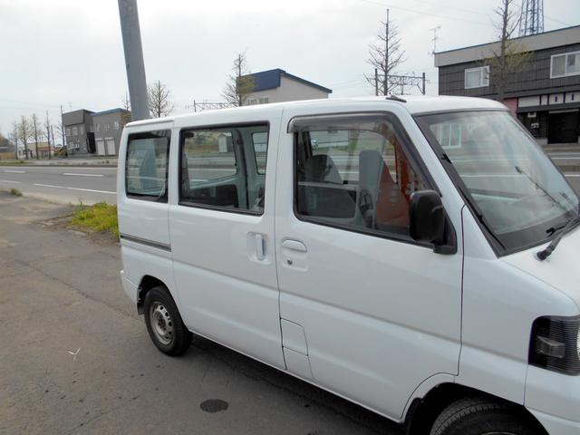 「日産」「クリッパーバン」「軽自動車」「北海道」の中古車9