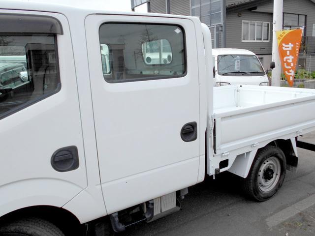 4WD 3.0ディーゼルターボ Wキャブ 6人乗り(4枚目)