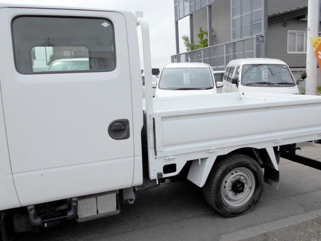 4WD 3.0ディーゼルターボ Wキャブ 6人乗り(5枚目)