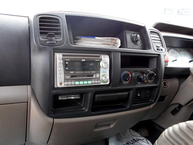 4WD 3.0ディーゼルターボ Wキャブ 6人乗り(21枚目)