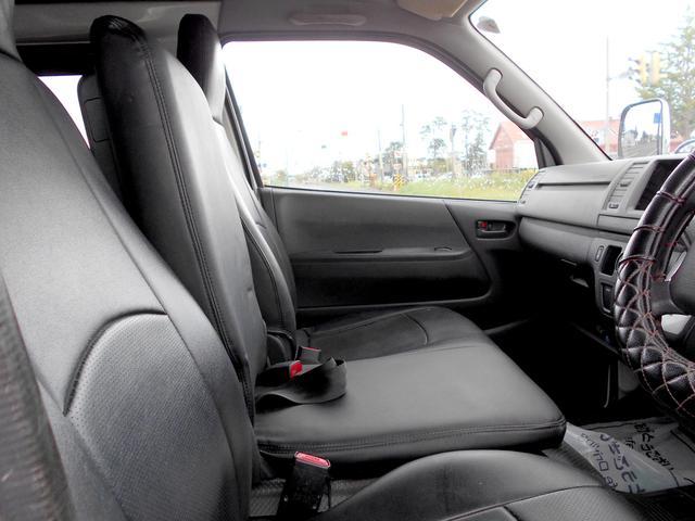 ロングDX 4WD 3.0DT リアヒーター 寒冷地仕様 LEDテール 4型フェイス スポイラー 9人乗り(16枚目)