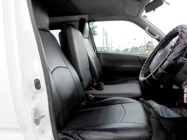 ロングDX 4WD 3.0DT リアヒーター 寒冷地仕様 LEDテール 4型フェイス スポイラー 9人乗り(17枚目)