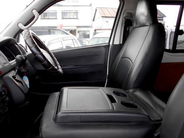 ロングDX 4WD 3.0DT リアヒーター 寒冷地仕様 LEDテール 4型フェイス スポイラー 9人乗り(20枚目)