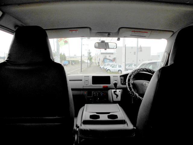 ロングDX 4WD 3.0DT リアヒーター 寒冷地仕様 LEDテール 4型フェイス スポイラー 9人乗り(26枚目)