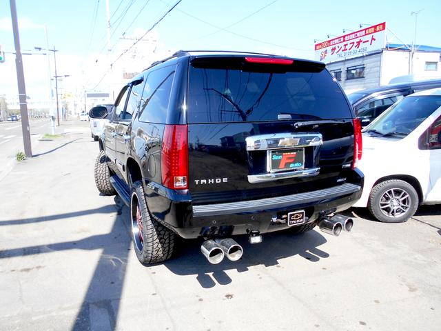 「シボレー」「シボレータホ」「SUV・クロカン」「北海道」の中古車11