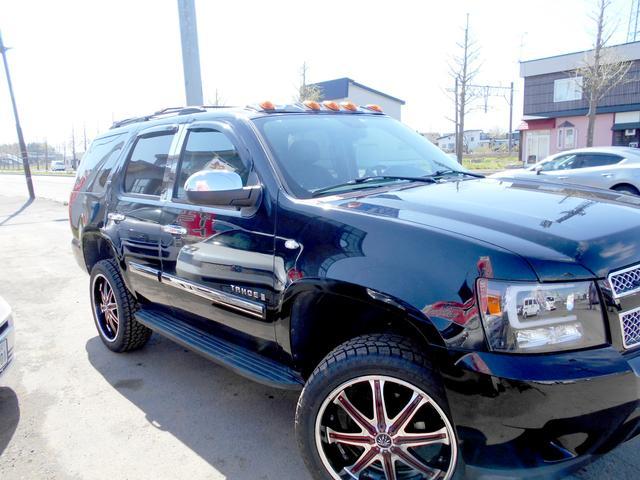 「シボレー」「シボレータホ」「SUV・クロカン」「北海道」の中古車43