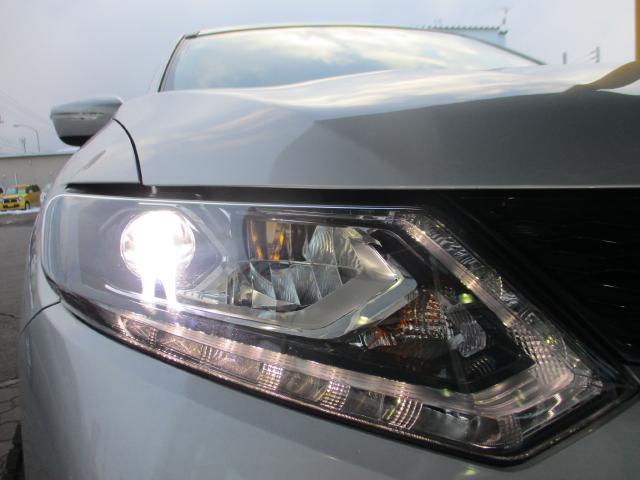 日産 エクストレイル 20X ナビ 地デジ LEDライト