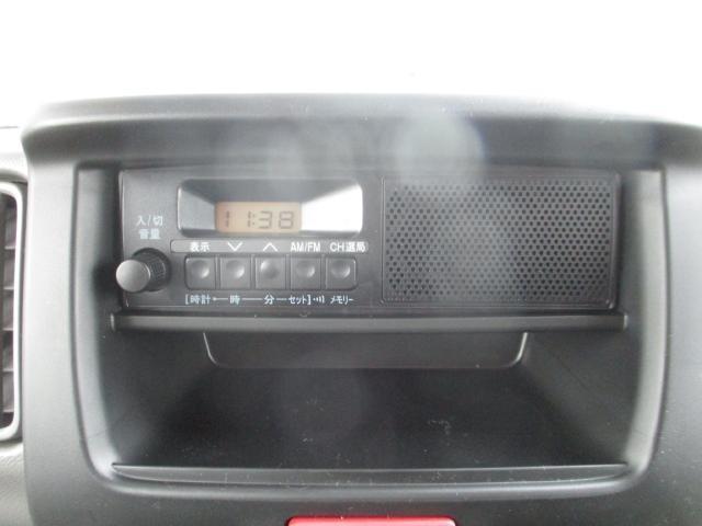 AM/FM聴けますよ^^