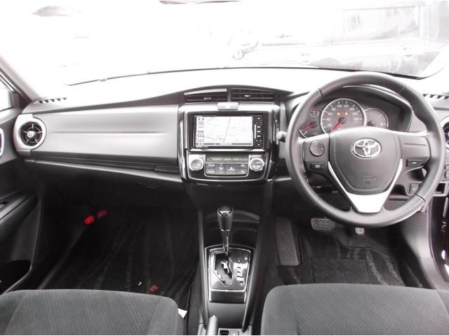 トヨタ カローラアクシオ 1.5G 4WD セーフティーセンスC 寒冷地仕様