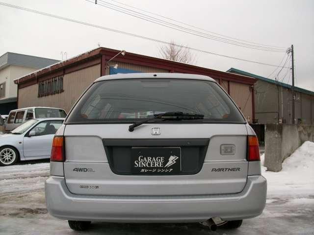 「ホンダ」「パートナー」「ステーションワゴン」「北海道」の中古車3