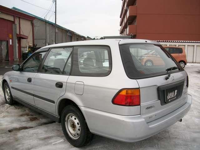 「ホンダ」「パートナー」「ステーションワゴン」「北海道」の中古車6