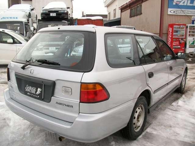 「ホンダ」「パートナー」「ステーションワゴン」「北海道」の中古車7