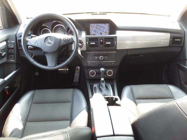 メルセデス・ベンツ M・ベンツ GLK300 4マチック スポーツPKG 4WD 純正ナビ