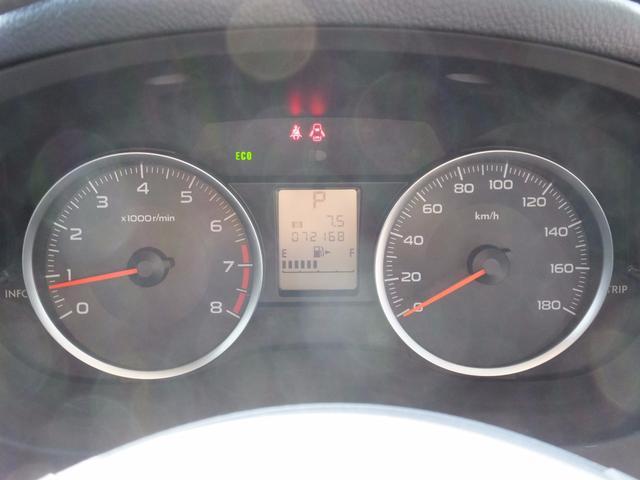 スバル インプレッサG4 1.6i 4WD CD キーレス 横滑り防止装置 ETC
