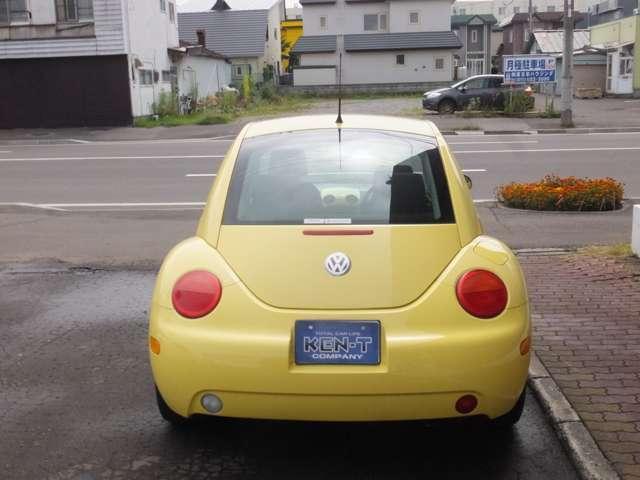 「フォルクスワーゲン」「VW ニュービートル」「クーペ」「北海道」の中古車5