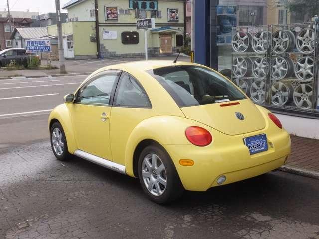 「フォルクスワーゲン」「VW ニュービートル」「クーペ」「北海道」の中古車6