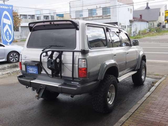 VXリミテッド ディーゼルターボ 4WD リフトアップ(4枚目)