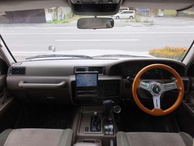 VXリミテッド ディーゼルターボ 4WD リフトアップ(7枚目)