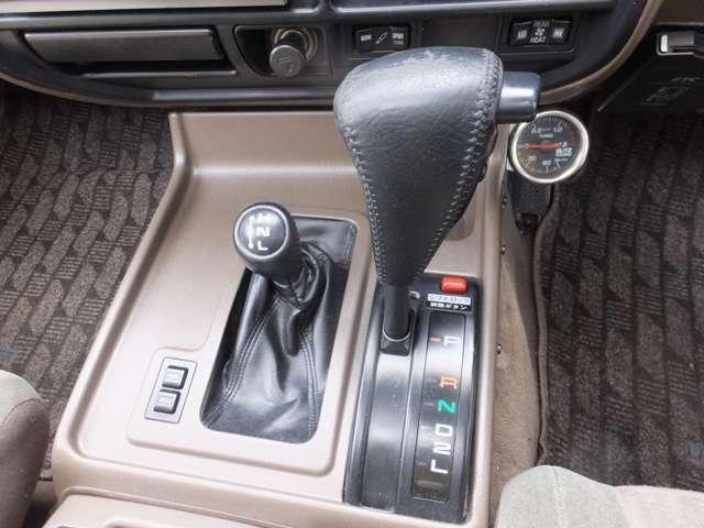 VXリミテッド ディーゼルターボ 4WD リフトアップ(13枚目)