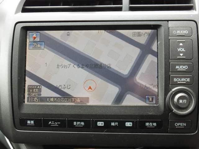 X 4WD 純正HDDナビ バックカメラ ETC キーレス 純正エンジンスターター アルミホイール 7人乗り(11枚目)