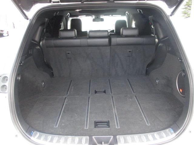 シートを倒すことでさらに荷室スペースを拡大できるので大きな荷物も積み込めます!