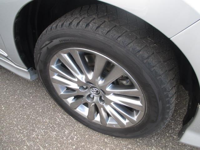 夏タイヤ【5mm】です。冬タイヤを用意する事もできるのでお気軽にご相談ください!※別途料金