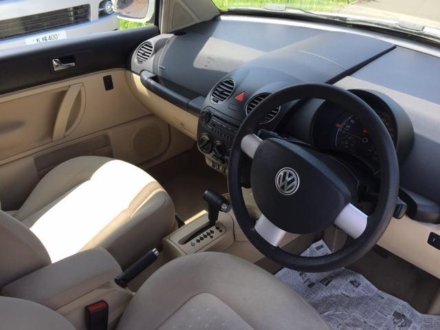 フォルクスワーゲン VW ニュービートル EZ ETC