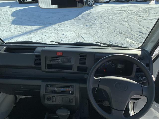 TB AT車 夏冬タイヤ付 4WD 1オーナー(6枚目)