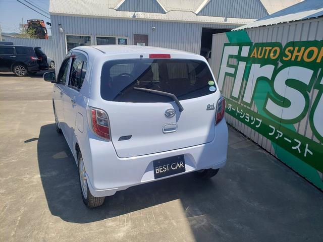 「ダイハツ」「ミライース」「軽自動車」「北海道」の中古車2