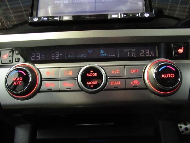 左右独立のオートエアコンです!運転者はもちろん助手席側の温度も変更でき快適にお乗りいただけます。