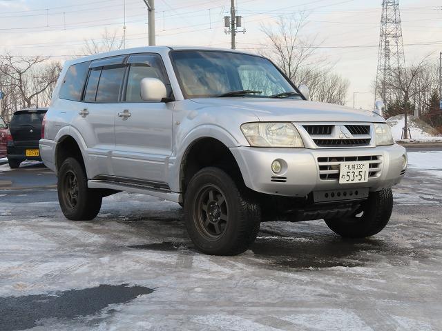 ロング エクシード-II 4WD 寒冷地仕様 リフトUP(3枚目)