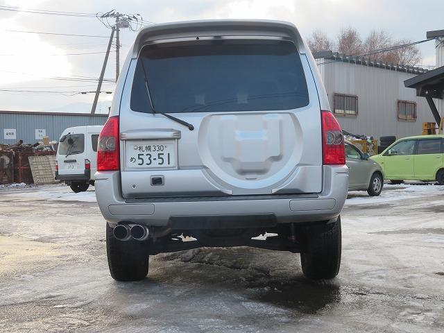 ロング エクシード-II 4WD 寒冷地仕様 リフトUP(6枚目)