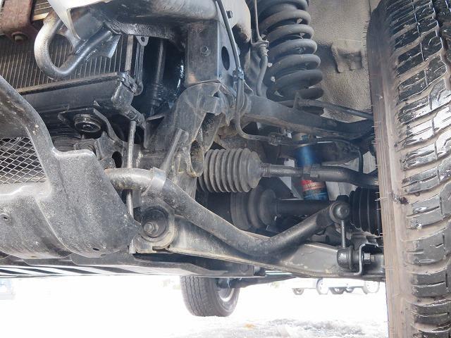 ロング エクシード-II 4WD 寒冷地仕様 リフトUP(10枚目)