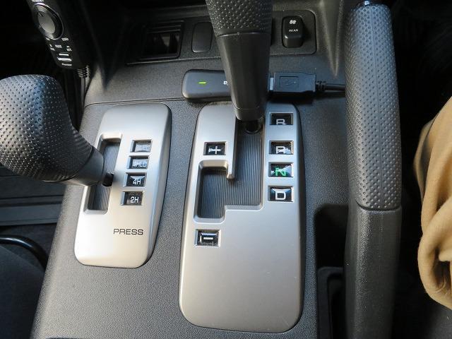 ロング エクシード-II 4WD 寒冷地仕様 リフトUP(15枚目)