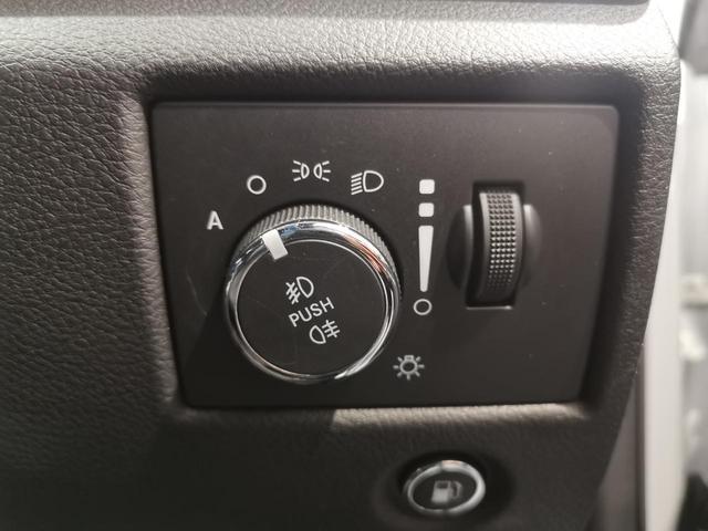 あると便利なオートヘッドライト装備