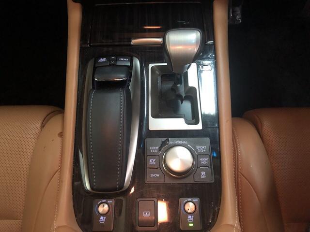 LS600h バージョンC Iパッケージ 4WD グー鑑定書(7枚目)