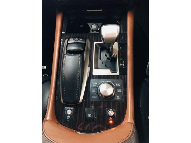 LS600h バージョンC Iパッケージ 4WD グー鑑定書(16枚目)