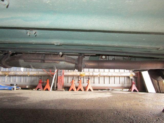 ワンオーナー 近畿地方仕入 1.3i タータン インジェクションモデル ノーマルステアリング 純正3連メーター ウッドパネル(34枚目)