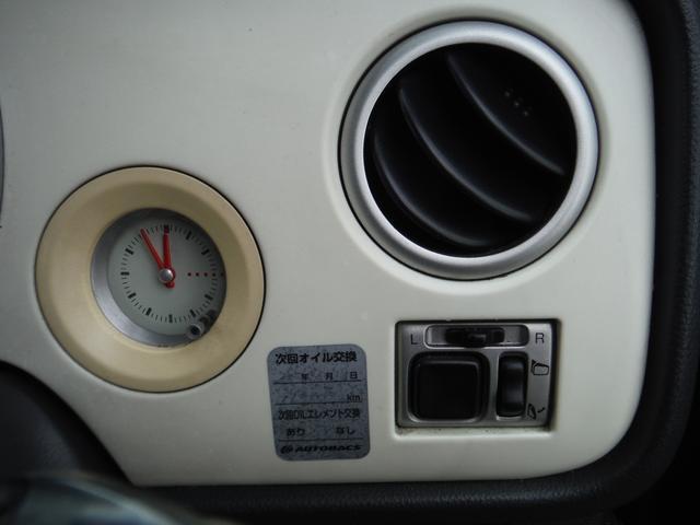スズキ アルトラパン X 燃費のFF アルミホイール CDオーディオ