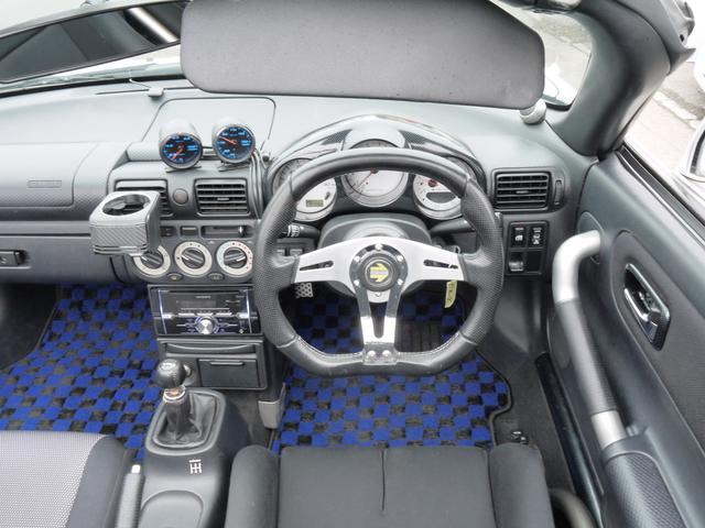 トヨタ MR-S Sエディション サーキット仕様 ロールバー付