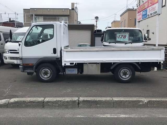 ロング全低床DXAB  4WD 荷台塗装済 ETC(4枚目)