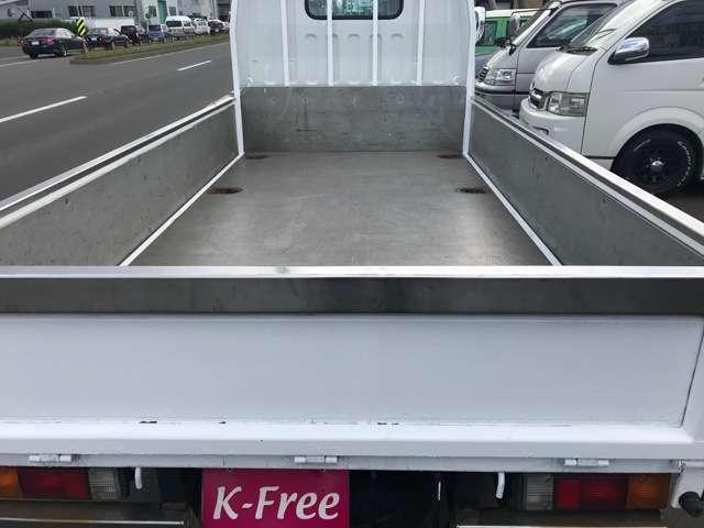 ロング全低床DXAB  4WD 荷台塗装済 ETC(9枚目)