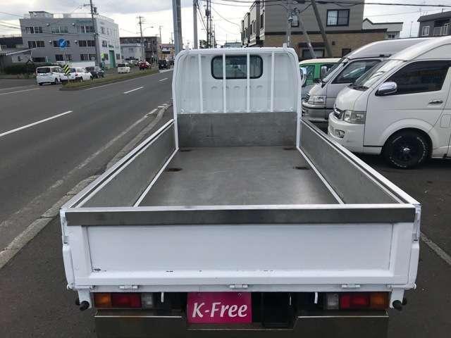 ロング全低床DXAB  4WD 荷台塗装済 ETC(10枚目)