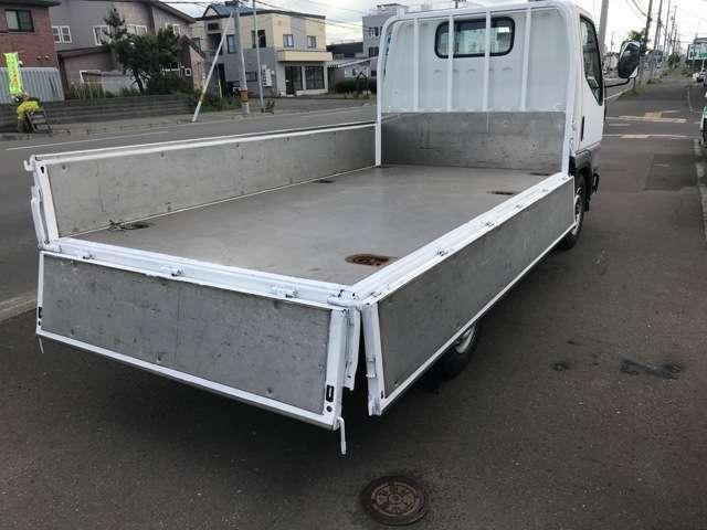 ロング全低床DXAB  4WD 荷台塗装済 ETC(12枚目)