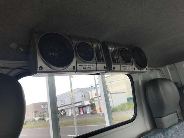 ロング全低床DXAB  4WD 荷台塗装済 ETC(19枚目)