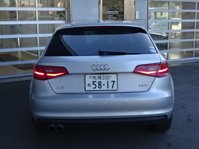 「アウディ」「アウディ A3」「コンパクトカー」「北海道」の中古車8